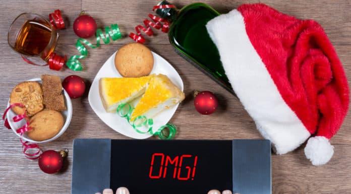 święta, jedzenie, waga