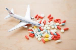 samolot tabletki