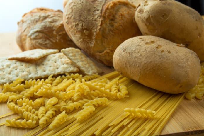 biały chleb, biały makaron