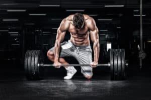 mężczyzna muskulatura
