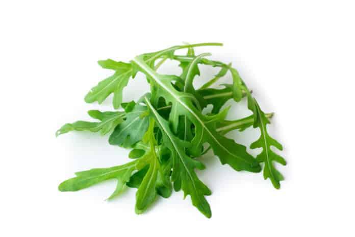 liście rukoli