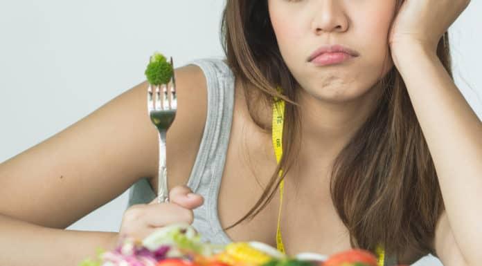 problemy z odżywianiem