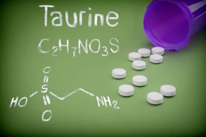 tauryna wzór chemiczny