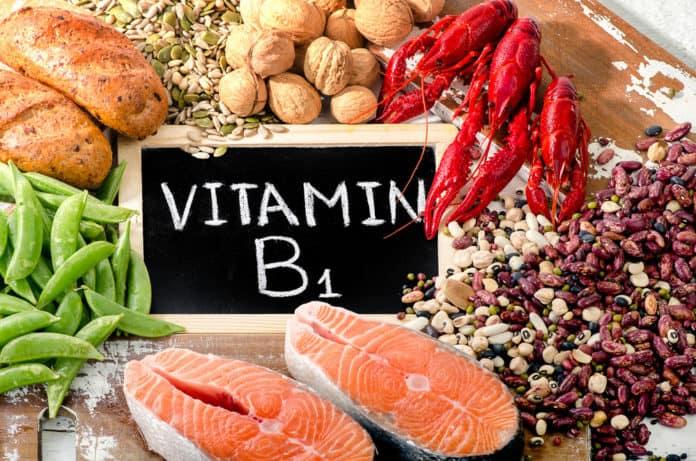 źródła witaminy b1