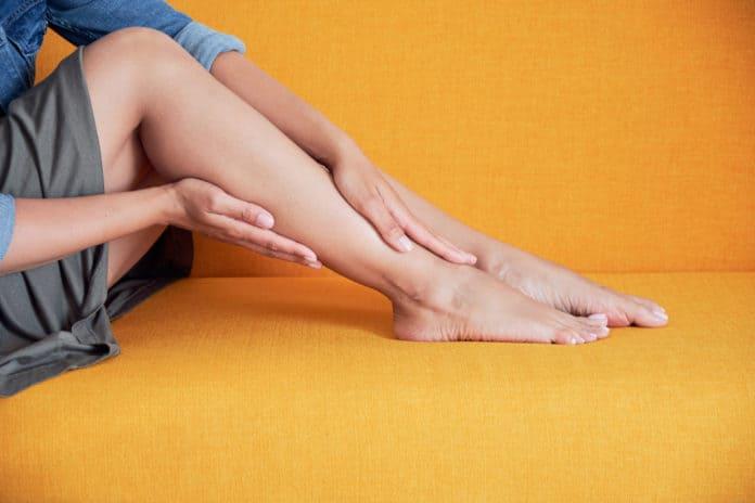 przewlekła niewydolność żylna, nogi