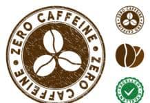 kawa bezkofeinowa symbol