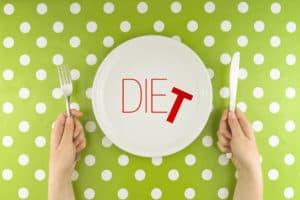 dieta niskokaloryczna, głodówka