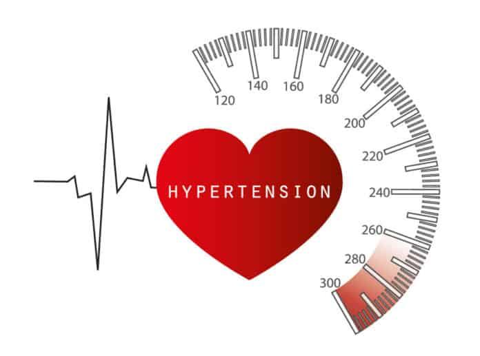 nadciśnienie tętnicze, serce, obrazek