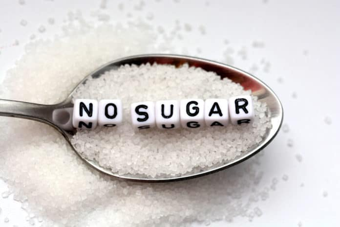 łyżeczka cukier