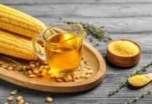kukurydza, olej z kukurydzy