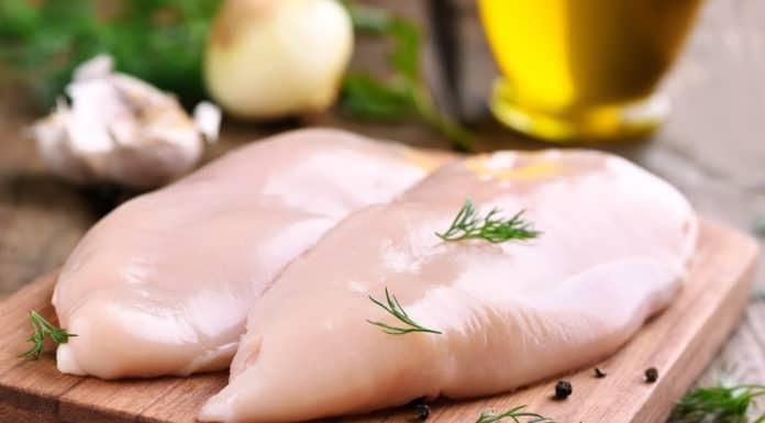 kurczak, białko, mięso