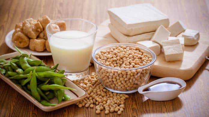 soja, tofu, mleko sojowe