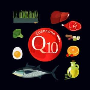 koenzym q10 w żywności