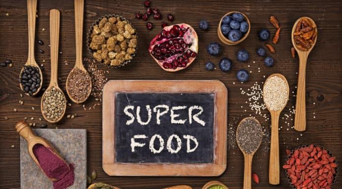 super żywność, najzdrowsze produkty