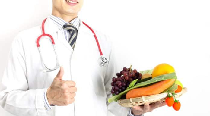 warzywa, lekarz