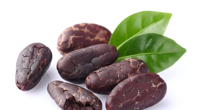 surowe kakao