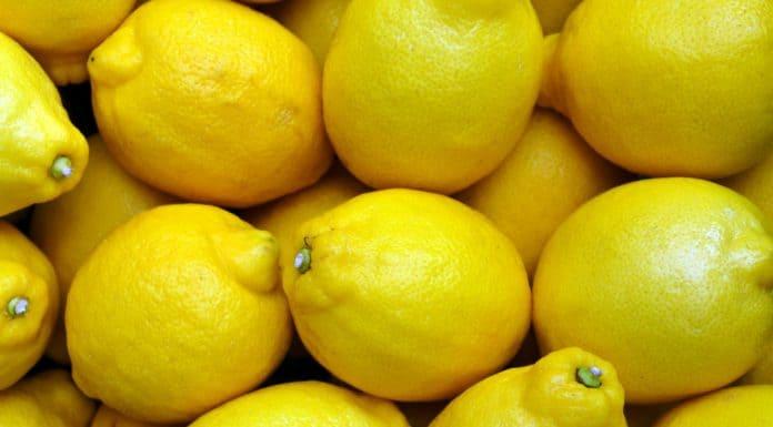 żółte cytryny