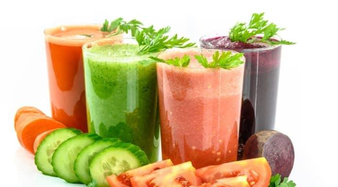 sok z warzyw