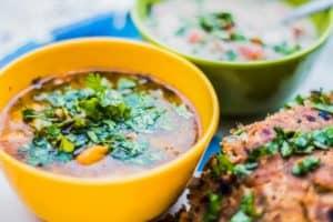 zupa w misce