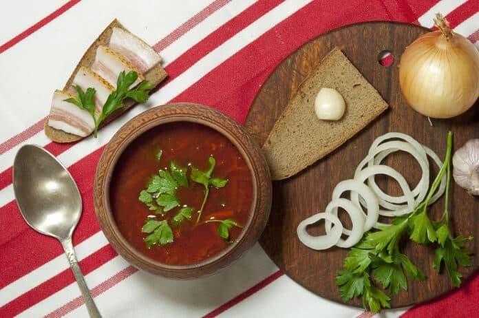 Kuchnia Ukrainska Charakterystyka Najpopularniejsze Potrawy Stalowezdrowie